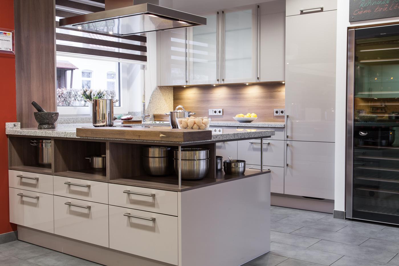 Küchenausstellung in Aerzen: tolle Angebote für jeden Geschmack